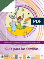 Guía para las familias