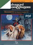 Escenario de campaña 2da - Ravenloft II - The House on Gryphon Hill