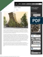 Herman's Square _ Arhimetrics + Enota - eVolo _ Architecture Magazine