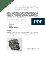 Minerales ,clasificación y usos