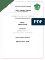 Reporte Practica 1 Series de Fourier