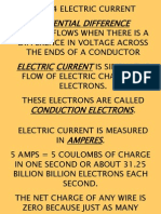 ECT Basic Terms Ppt
