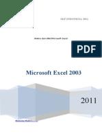Modul Excel 2003 - Advance