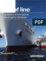 Out of Line - The failure of the global tuna longline fisheries