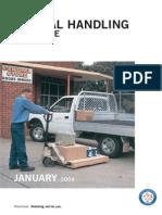 Manual Handling Resource 1306