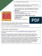 Latin American and Caribbean Ethnic Studies Volume 3 Issue 2 2008 [Doi 10.1080%2F17442220802080618] DeHart, Monica -- A Contemporary Micropolitics of Indigeneity