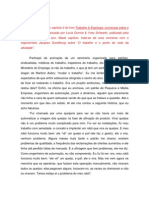 Trabalho e Ergologia _Cap 2_- Conversas Sobre o Trabalho Humano _Durrive e Schwartz