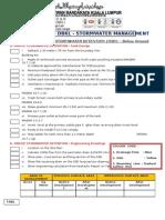 Checklist - Swm Jpif Dbkl