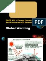 6. Global Warming