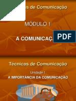 tecnicas de comunicação