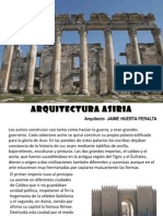ARQUITECTURA ASIRIA