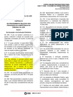 Direito Processual Penal Material Suplementar Artigos importantes.pdf