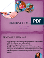 Referat Tb Milier