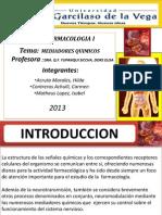 Diapositivas de Mediadores Quimicos