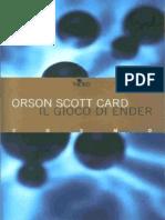 Il Gioco Di Ender - Orson Scott Card