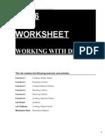 70-646 Lab06 Worksheet