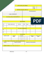 Ficha Tecnica de Compras Para Imprimir