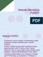 Metode Membaca PQRST.ppt