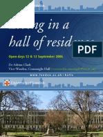 Halls Talk Sept 2006 SLIDES