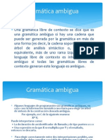 Compiladores_Gramatica Ambigua