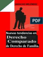 CAMACHO MELÉNDEZ. Iris M., NUEVAS TENDENCIAS EN DERECHO COMPARADO DE DERECHO DE FAMILIA. TSJ DF.