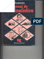 Manual de Criminalistica - Guzman