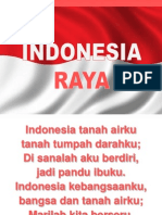 Indonesia Raya - Hymne IAI