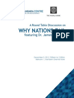 Angara Centre - Why Nations Fail