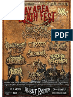 Bay Area Death Fest - Headliner