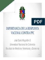 Presentacion Dr. José Darío Mogollón