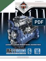 MaxxForce 9 Y 10