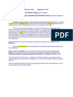 Case Digest # 9 US vs. Inductivo Donato...