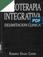 psicoterapia integrativa Opazo