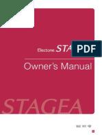 Manual Yamaha Stagea
