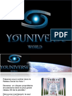 Yo Universe World 3D Real Social Network Business