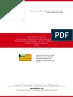 Asuntos Sociales, Ciencia Del Comportamiento y Teoria de Complejidad