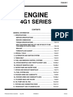 Proton 4G1x Engine Manual