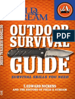 Field & Stream - Outdoor Survival Guide excerpt
