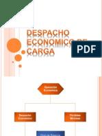 06_despacho Economico de Carga