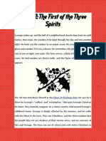 Chapter 2- The First of the Three Spirits