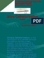 Urinary Catheterization Male