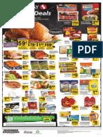 Safeway超级市场11月20日到28日优惠