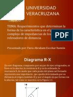12_requerimientos Que Determina La Forma de La Caracteristicas en El Plano Complejo de Impedancia de Los Relevadores de Distancia