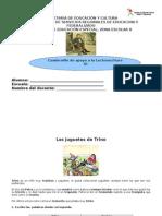 Cuadernillo de Apoyo Alectoescritura III