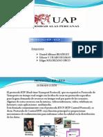 TEMA LIBRE - Protocolo Rtp - Rtcp(Grupo6)