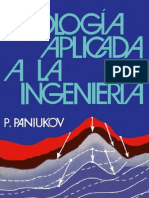 Geologia Aplicada a La Ingenieria