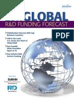 Global R&D Spending Forecast 2011 Battelle
