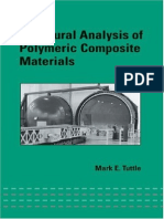 Structural Analysis of Polymer