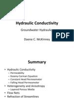 04 Hydraulic Conductivity