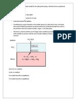 Deal Grove Model efficiency